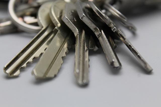 mobile key cutting by locksmith kalorama
