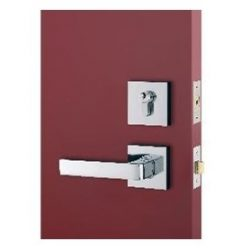 new door lock fitted by locksmith wandin