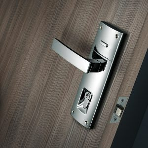 front door lock by locksmith heidelberg