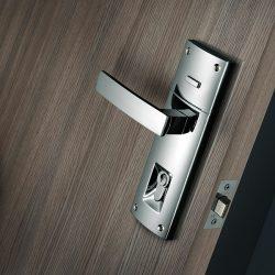 new lock by locksmith montrose